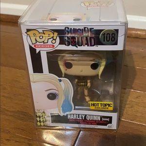 (Mint)Harley Quinn Funko POP Suicide Squad